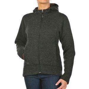 OUTDOOR RESEARCH Brown salida hoodie full zip
